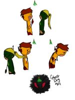 4. Mistletoe (Young Justice) by GhostDog401