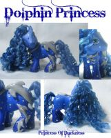 Dolphin Princess by customlpvalley