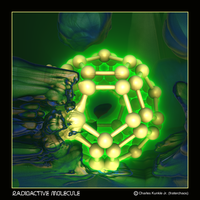 radioactive molecule by fraterchaos