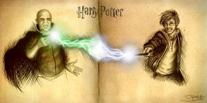 Deathly Hallows by Iwanttodriveazamboni