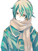 scarf boy by riyuta
