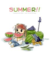 SUMMER by amoykid