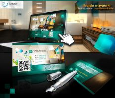 Business card for Betimo Company by webdesigner1921