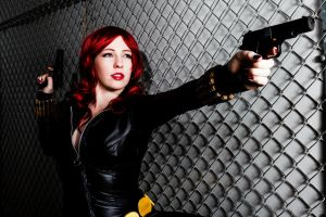 Black Widow - Corey Graham by TenderCosplay