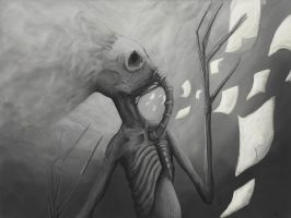 thinking of ashes by Enki83
