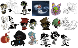 Dumpkin 5 by CoffeeImp