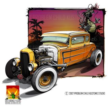 CAB's Coupe by flying-polock