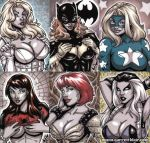 French Sketch Cards 2 by gb2k