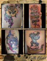 Tattoo layout 12 by Agreus