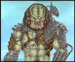 Predator: DarkCloak's Hunter by rachaelm5