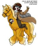 Quinn, the Cowgirl by shivaesyke