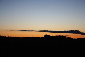 dusk in Norway 1 by JonathanMH