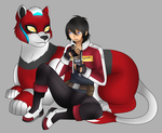 Keith and Red by Mutant-Girl013