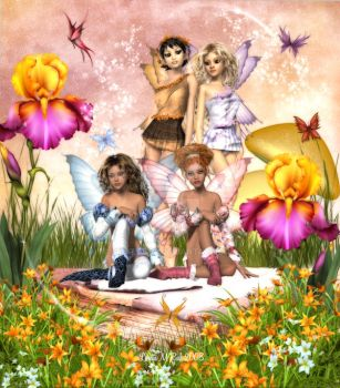 Got Faeries by Fruity1972