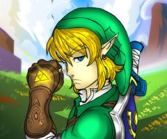 Awesome Link by AaroKILLA