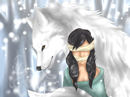 .: Winter Guardian :. by VictoriWind