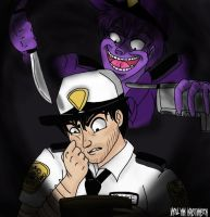 Trust me Mike. I'm the Purple Gu- I mean Phone Guy by HommicidalPenguinsCo