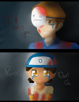 Ill Miss You... .:Cry plays Walking Dead:. by Piggy-The-PumpedPig