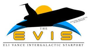 The Eli Vance Intergalactic Starport Logo by EspionageDB7