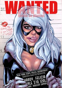 Black Cat - Wanted like hell by LiamShalloo