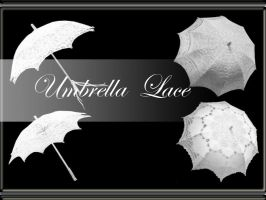 umbrella Lace by mmebuterfly by mmebuterfly