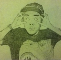 Tyler, the Creator by cassius18