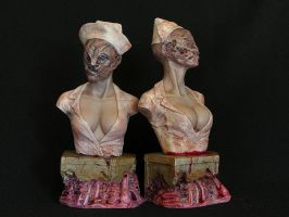 Silent Sisters by Hyony