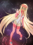 .Contest - Reaching the Stars. by lNeko-Hime