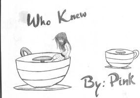 Who Knew ~ P!nk by InkNightWolf