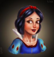 Snow White by silvanuszed