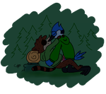 Camping? by mytigertail