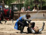 More Knight Joust Stock 028 by tursiart