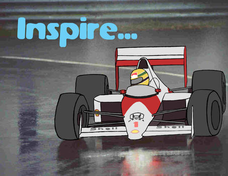Senna 'Inspire' Picture by ILiveforFallout