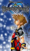 sora kingdom heart 2 by dyexileart