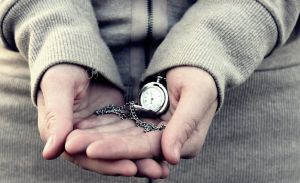 Time is in your hands. by xDenise