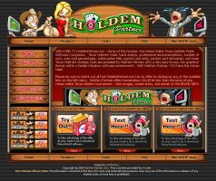 Holdem partner template by SOSFactory