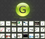 C4d Pack For GFA by Piechi