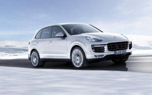 2015 Porsche Cayenne Turbo S by ThexRealxBanks