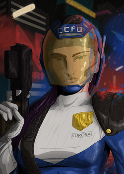 Future Cop by Torey-Nelson
