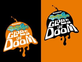 Nicktoons Globs of Doom Logo by hinxlinx