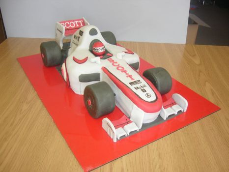 F1 Cake by mike-a