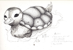 Pen Challenge: Turtleduck by way2thedawn