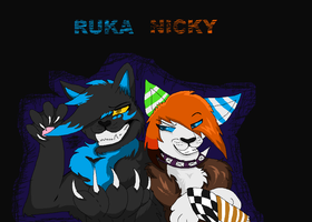 NICKY 2 by DJ-Ruka