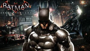 Batman Arkham Knight HD Wallpaper-1 by RajivCR7