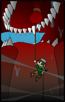 Explorer Lost - Spelunking by Sageroot