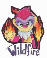 Wildfire the Monferno