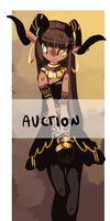 ADOPTABLES: Auction 1 CLOSED by arcevaus