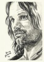 Aragorn by thewholehorizon