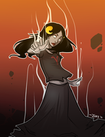 Aradia 0_0 by L0UDST