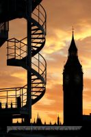 Tower and Spiral by stebev